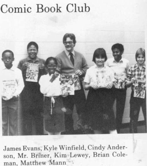 Comic Club 1982