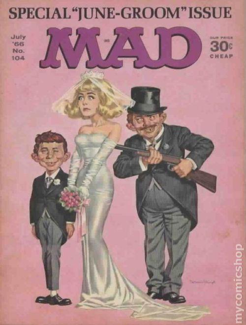 Mad 104 1966