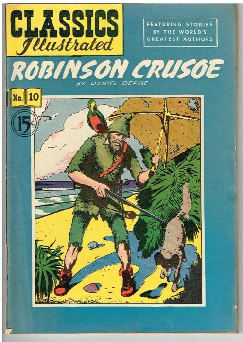 Robinson Crusoe 1943-2