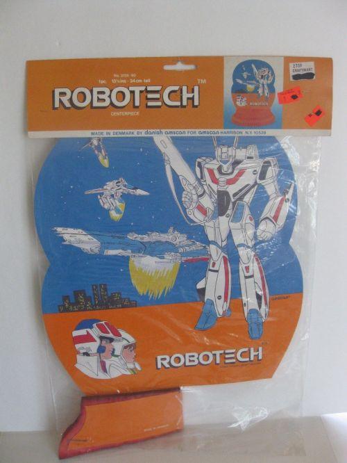Robotech Centerpiece 1985-1