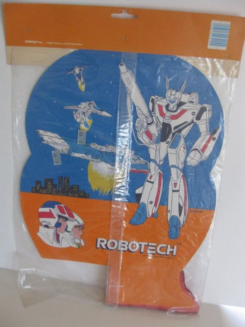 Robotech Centerpiece 1985-2