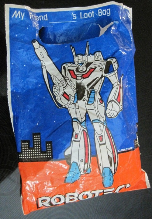 Robotech Party Favors 1985-1