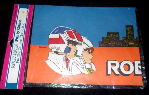 Robotech Pin 1985-1