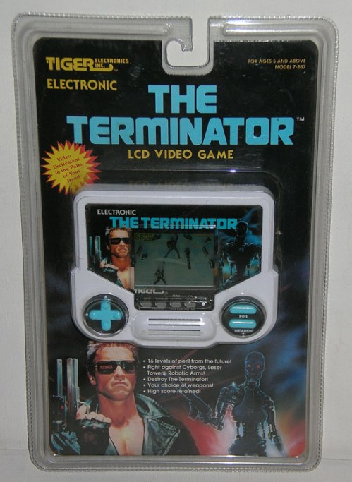 Terminator LCD 1984