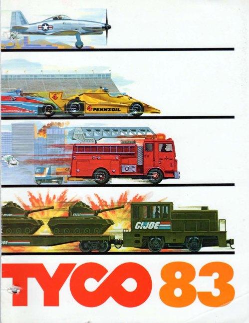 Tyco 1983-1