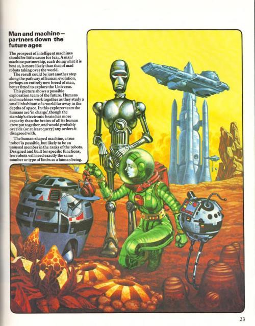 Usborne Robots