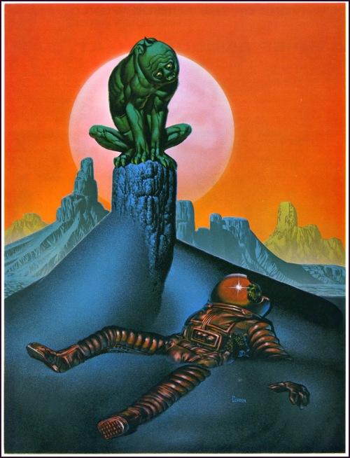 Anomaly #4 Corben 1972-1