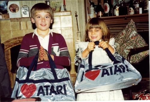 Atari 1980s