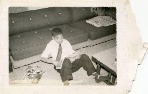 Boy Comic 1956