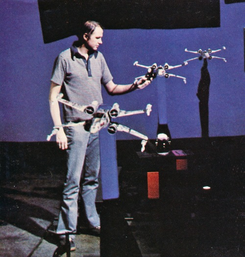 George Who Founded Industrial Light And Magic: Documenting The 8-bit Era And The