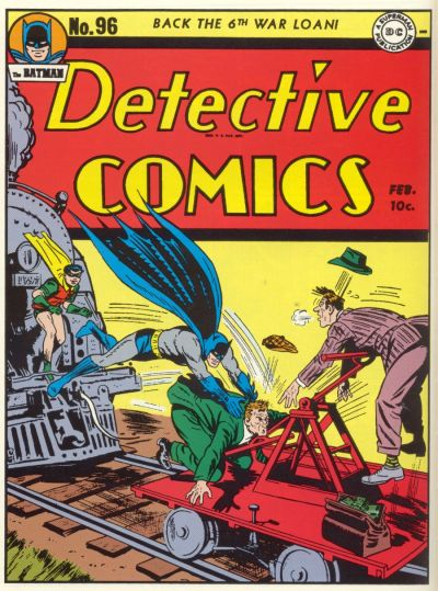 Detective Comics #96 1945