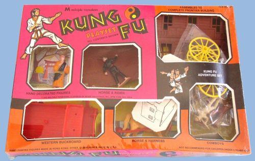 Multiple Kung Fu 1975-1