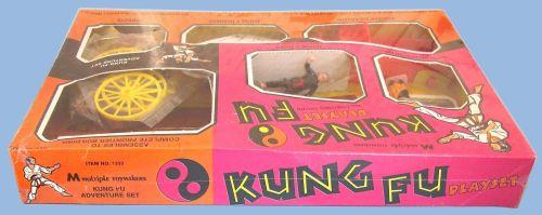 Multiple Kung Fu 1975-2