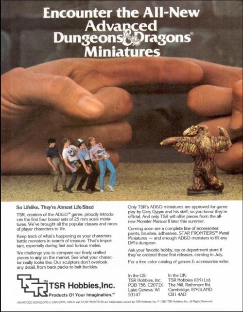 AD&D 1983-1