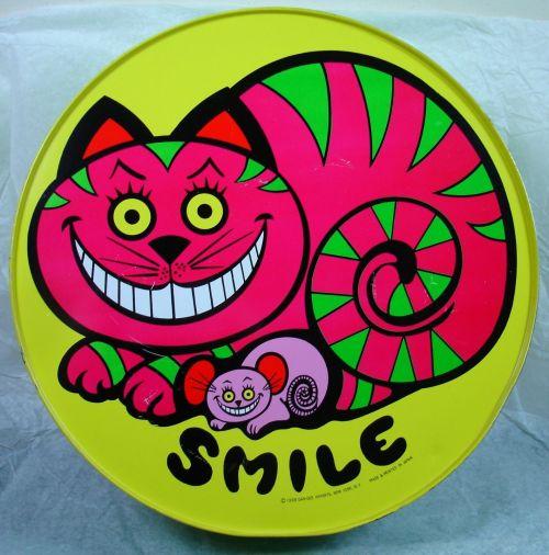 Cheshire Cat 1969