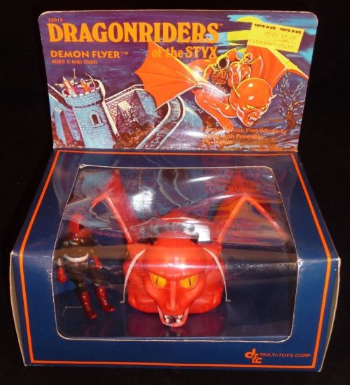 Dragonriders Flyer 1983