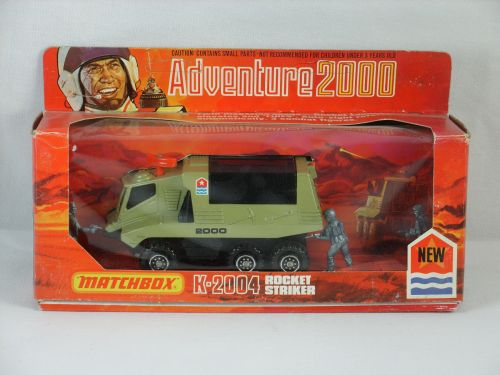 Matchbox Adventure K-2004-1