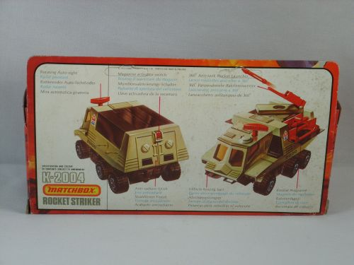 Matchbox Adventure K-2004-2