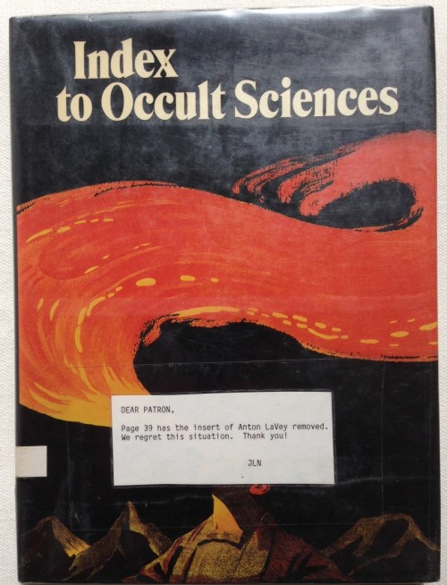 Occult 1977-1