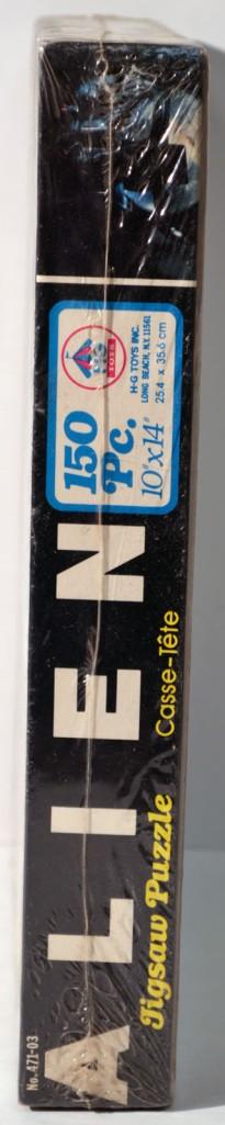 Alien Puzzle 1979-2