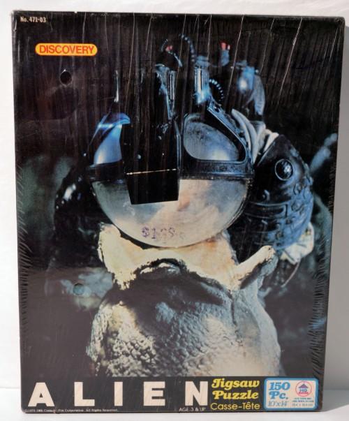 Alien Puzzle 1979
