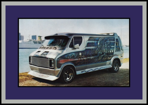 Alien Van 1981