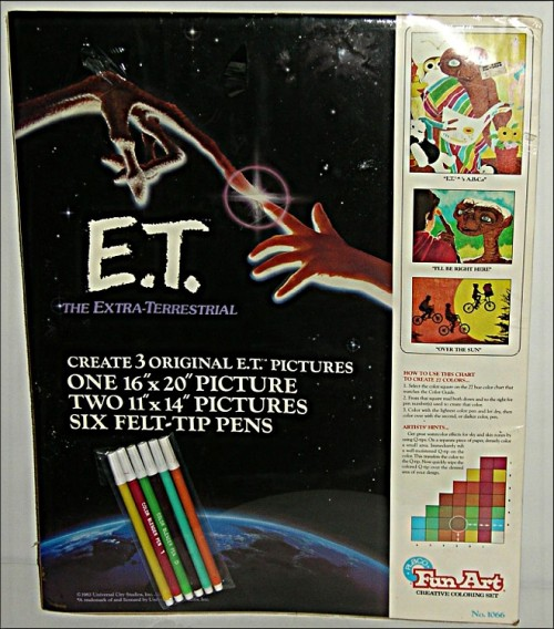 ET Poster Art 1982-1