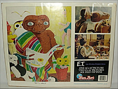 ET Poster Art 1982-2