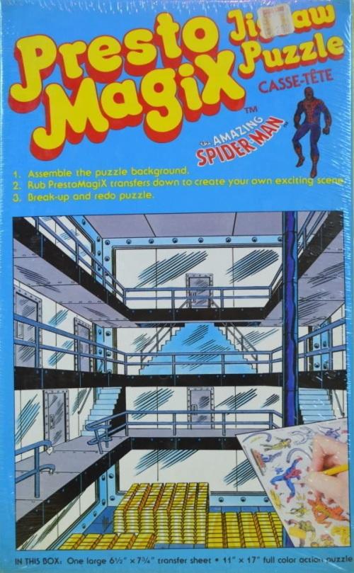 Presto Spidey 1980