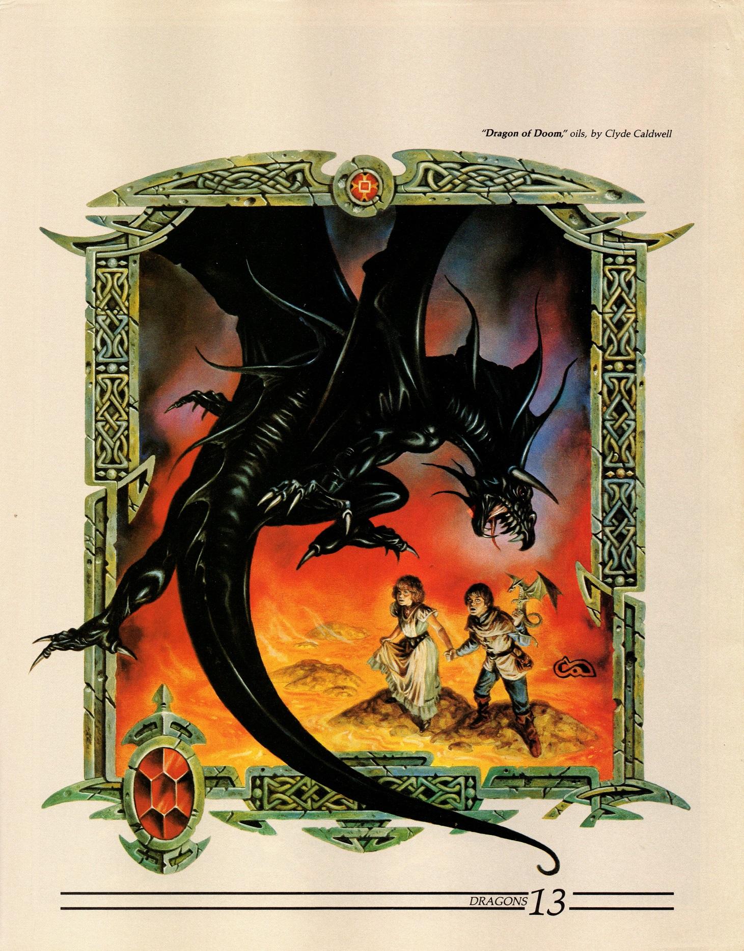 Dd Fantasy Art Page