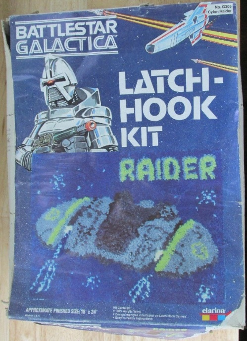 BSG Latch Hook 1978