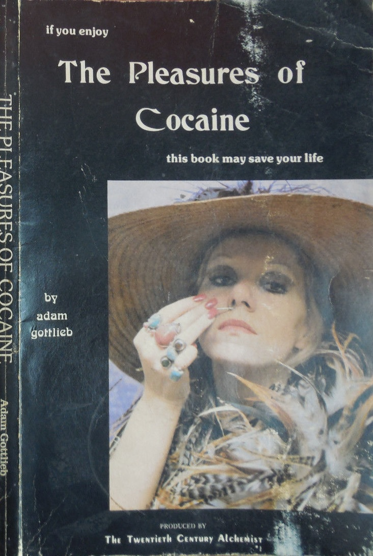 the pleasures of cocaine by adam gottlieb twentieth century coke 1
