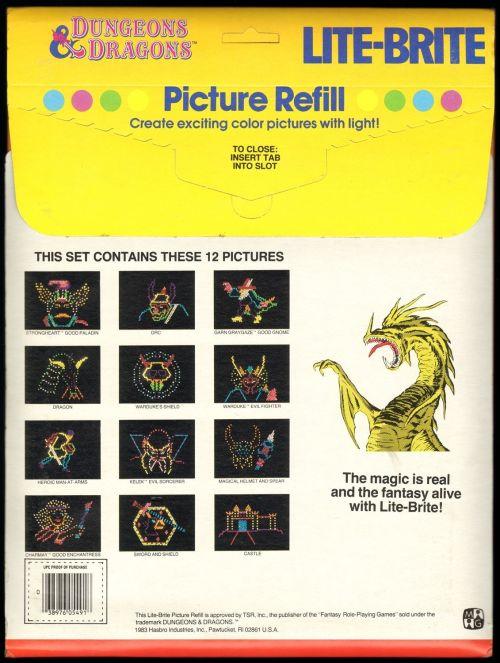 D&D Lite 1984-2