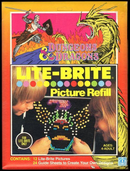 D&D Lite 1984