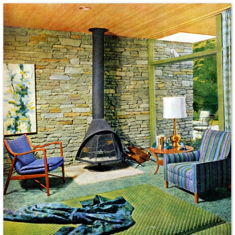 Better Homes And Gardens Decorating Ideas 1960