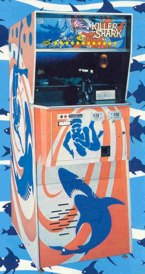 Killer Shark Cab