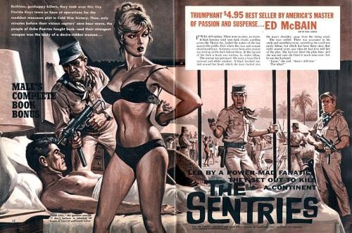 Norem Male Magazine 1966