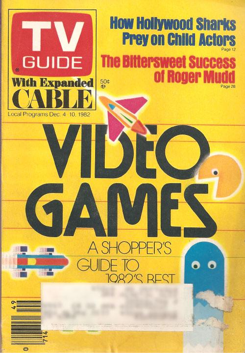 TV Guide 1982