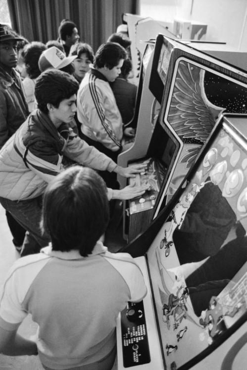 Arcade 1982-1