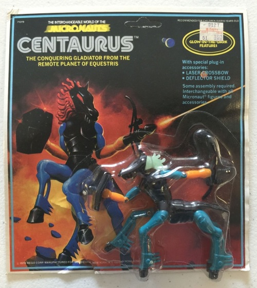 Micronauts Centaurus