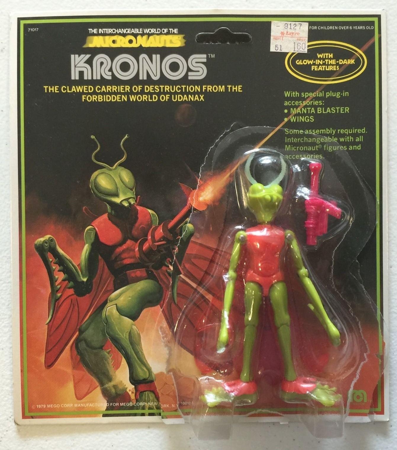 Micronauts Kronos