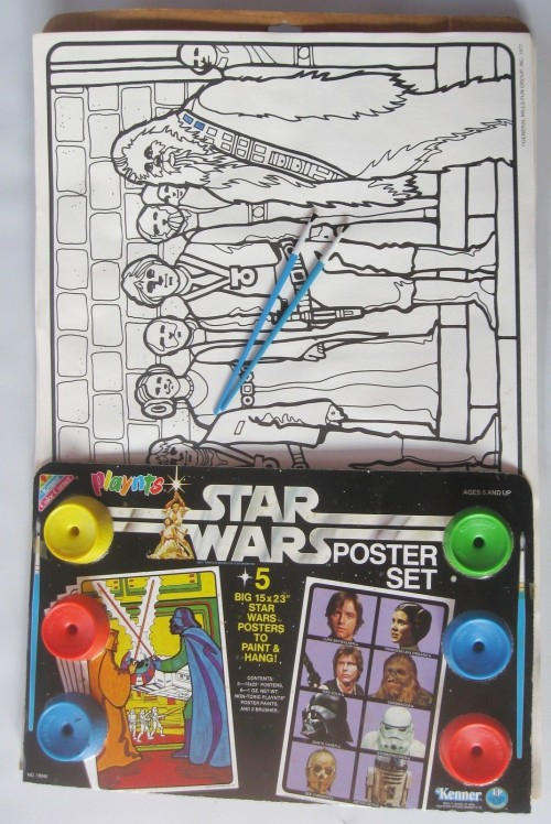 SW Poster Set 1977-3