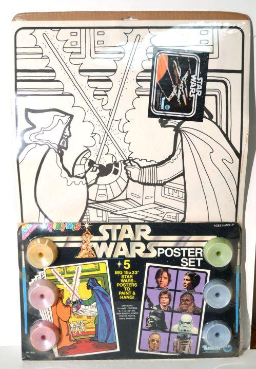 SW Poster Set 1977