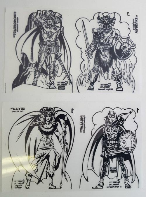 D&D Shrinky 1983-3
