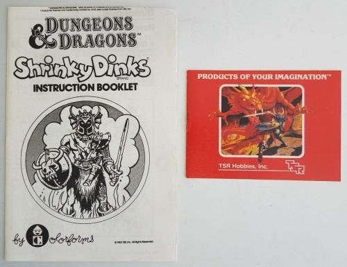 D&D Shrinky 1983-5