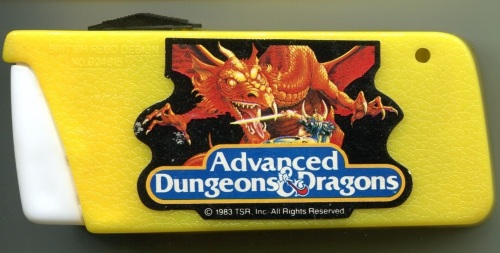 AD&D Flashlight 1983