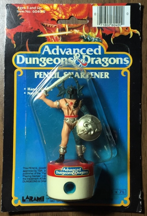 AD&D Pencil Sharpener-1