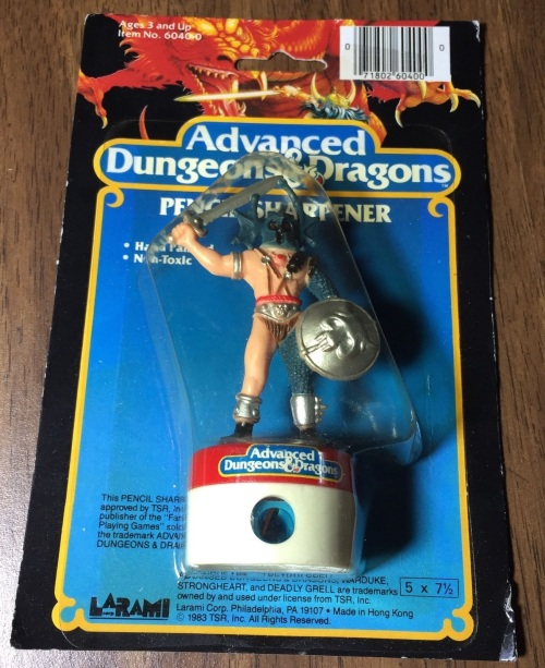 AD&D Pencil Sharpener-2