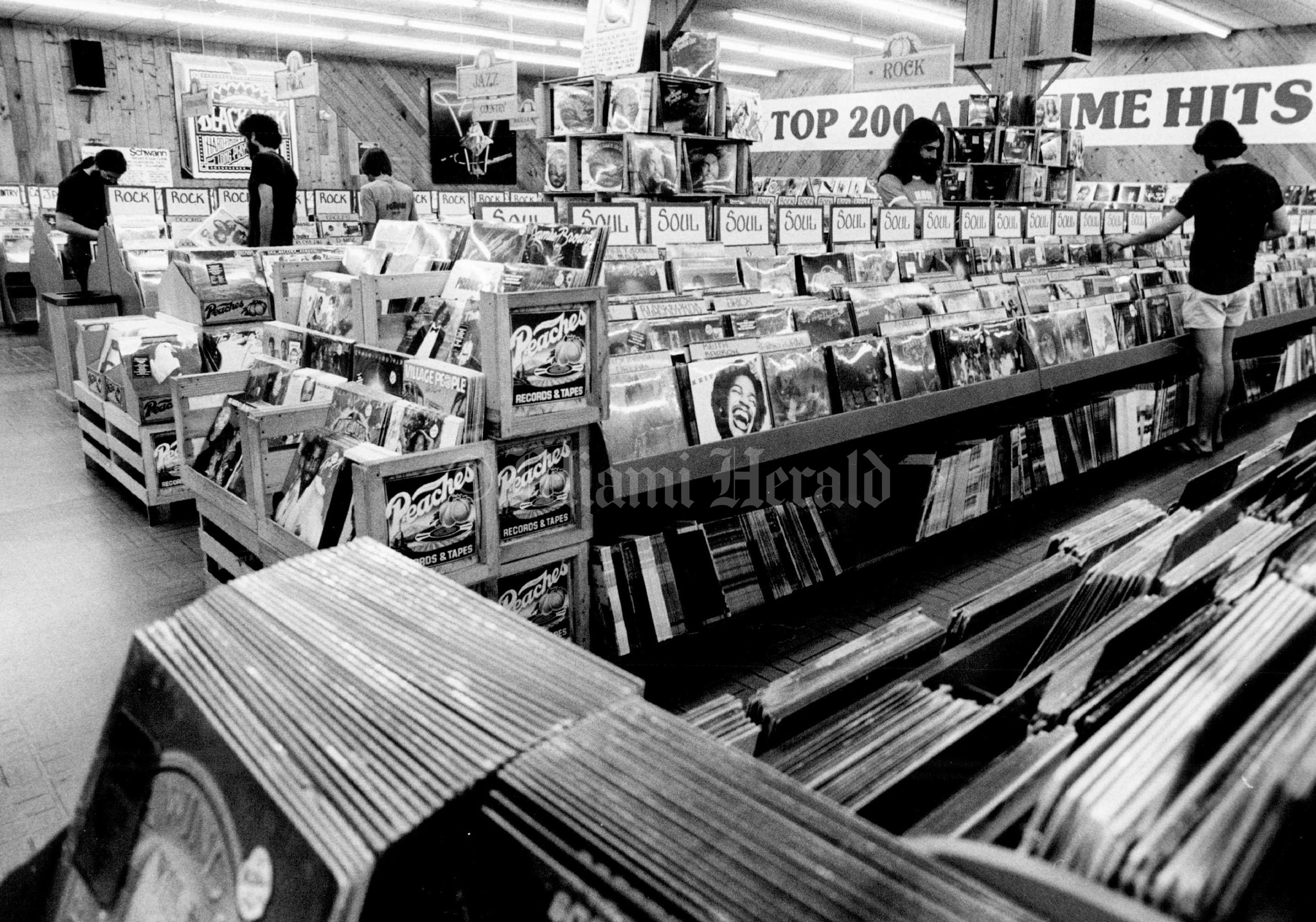 Inside The Record Store 1979 1983 2 Warps To Neptune