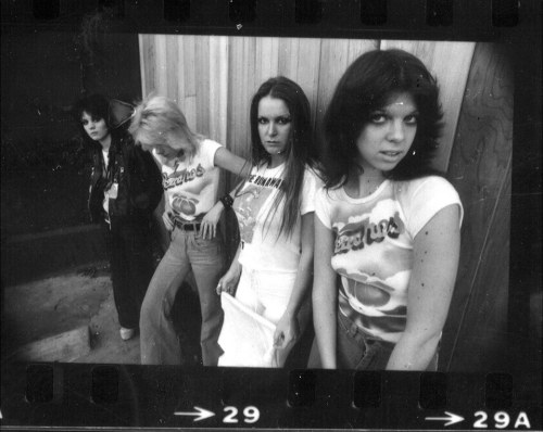 Runaways Circa 1977